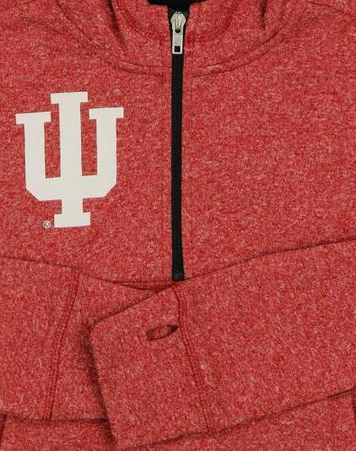 Adidas NCAA Indiana Zip