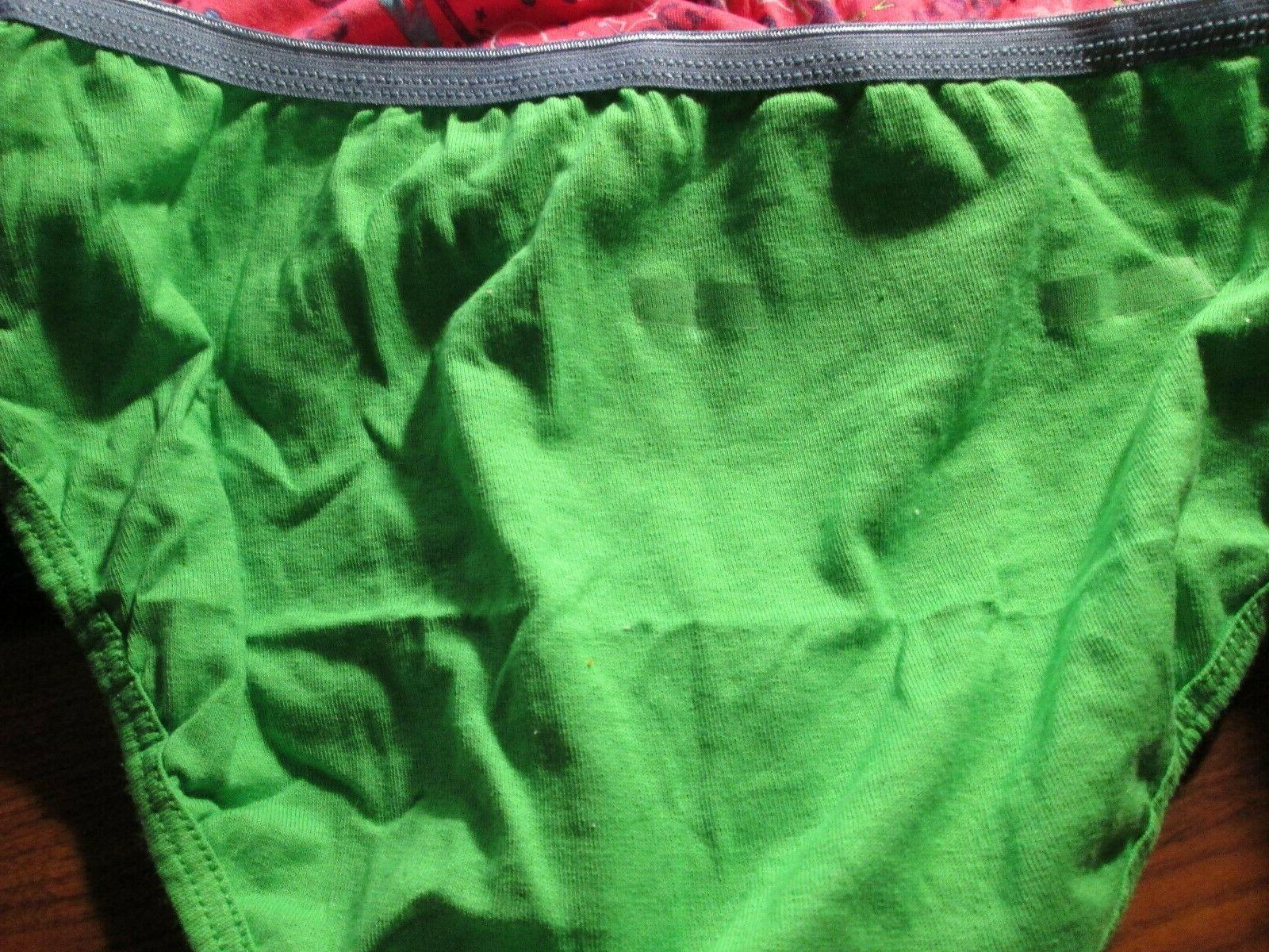 New Girls 3 Pair Size 16 Cute Rock/Shades/Green