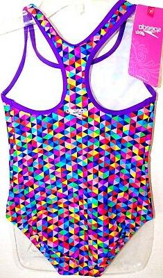 NEW SIZE 7 SPEEDO ONE PIECE