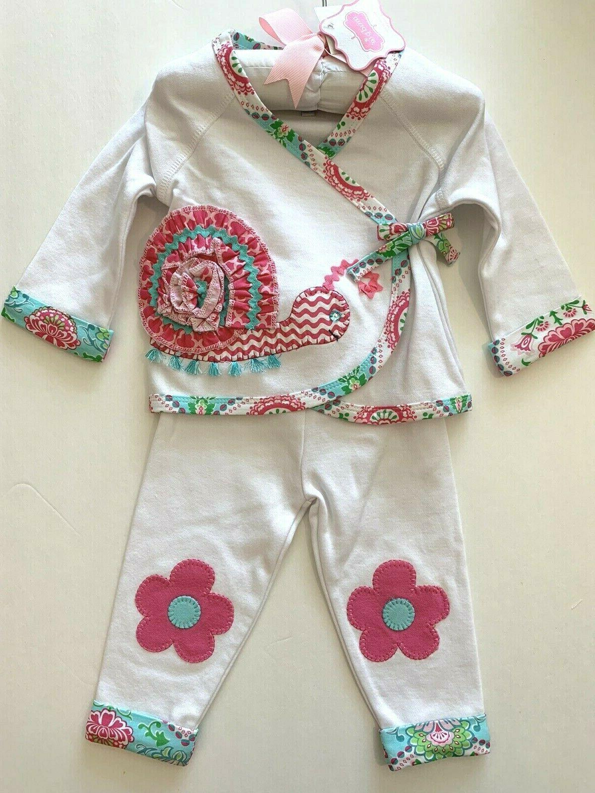 New Size Mud Pie Girl Ruffle Snail Clothes Girls