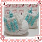 NEW Tennis Adidas Baby Sneakers shoes slippers ACQUA crochet