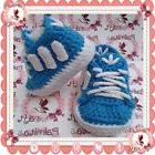 NEW Tennis Adidas Baby Sneakers shoes slippers color BLUE SK