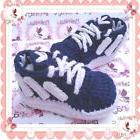 NEW Tennis Adidas Baby Sneakers shoes slippers BLUE NAVY gir