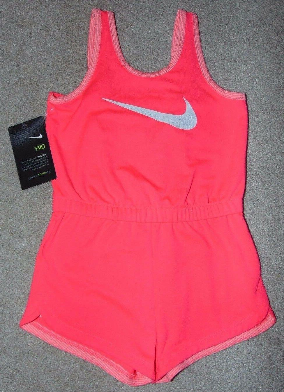 nwt girls dri fit neon shorts outfit