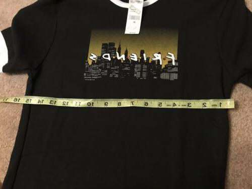 TV Show Promo Shirt Sz Black NEW