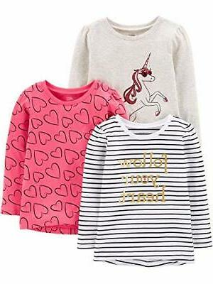 Simple by Toddler 3-Pack Long-Sleeve