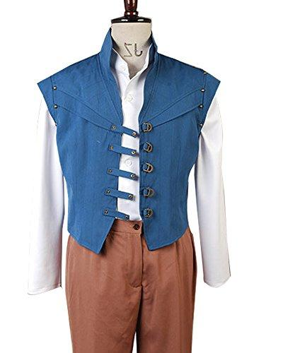 SIDNOR Tangled Prince Rider Fitzherbert Costume