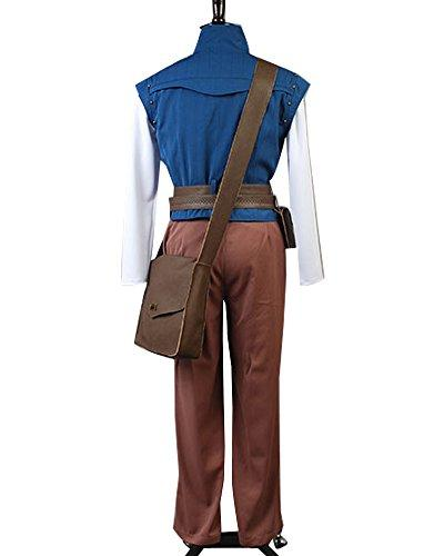 SIDNOR Tangled Rider Eugene Costume