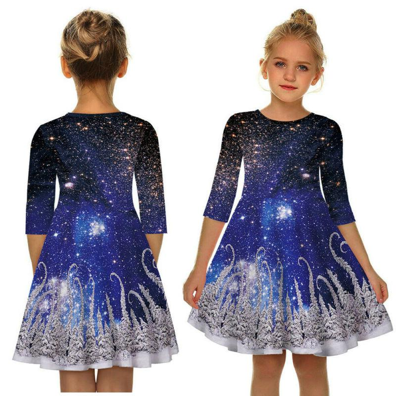 teen toddler kids girl casual party 3d