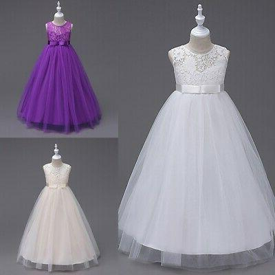 For Lace Maxi Long Ball Gown