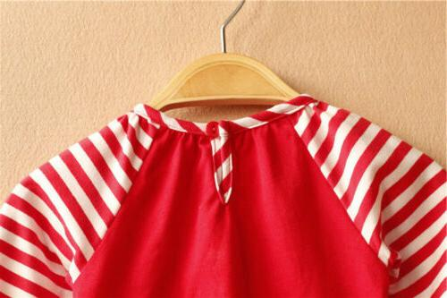 Toddler Clothes Outfits Short T-Shirt