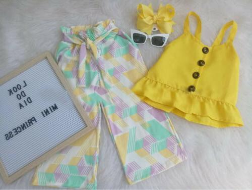 Toddler Baby Outfits 2PCS Set