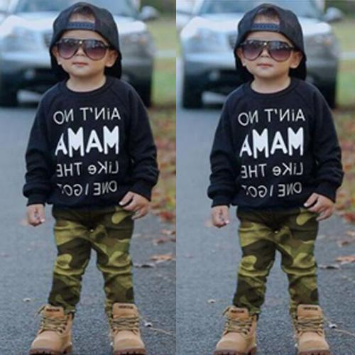 Toddler T-shirt Outfits Clothes
