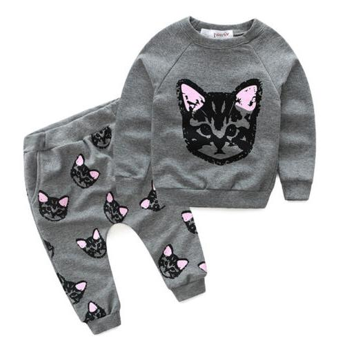 Toddler Clothes Girls Pants Outfit Set