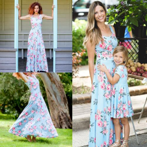 US Family Match and Baby Girl Sundress