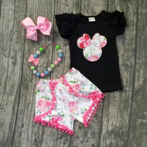 us kid baby girls minnie mouse clothes