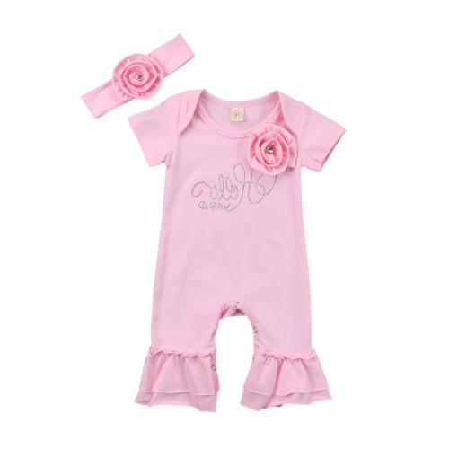 US Baby 3D Jumpsuit