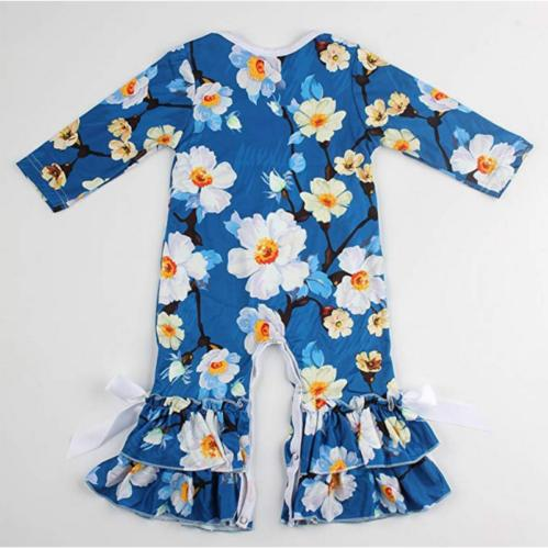 US Girl Long Romper Jumpsuit Outfits