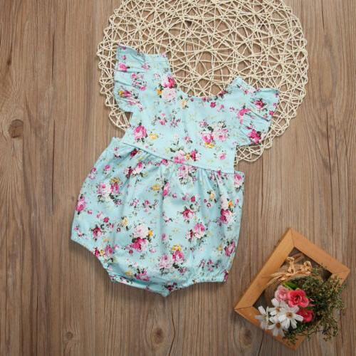 US Newborn Baby Summer Outfits