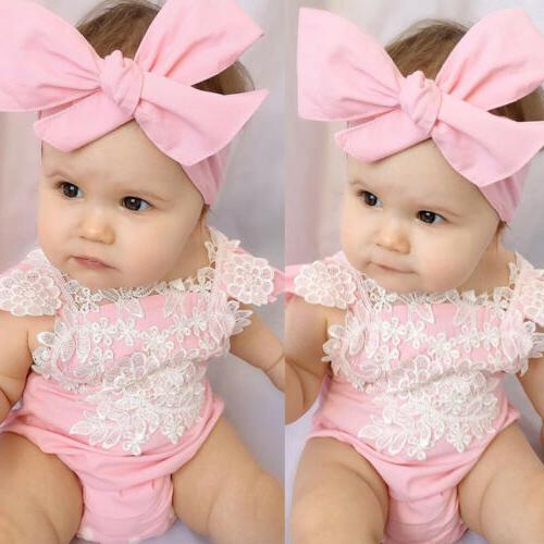 US Baby Headband Set
