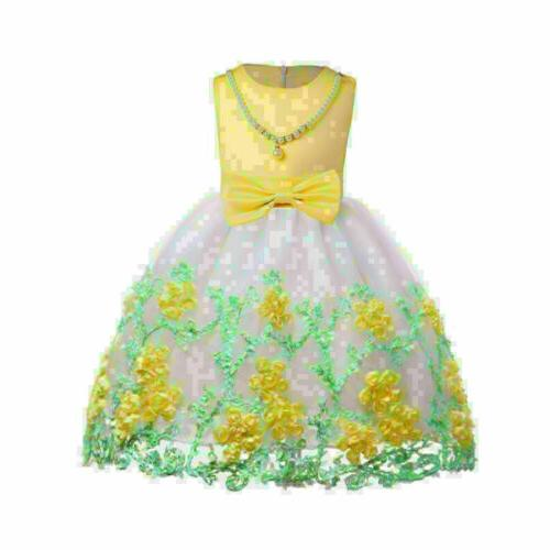 US Princess Baby Girls Floral Party