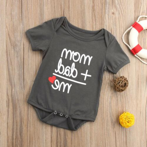 us stock newborn baby clothes boy girl