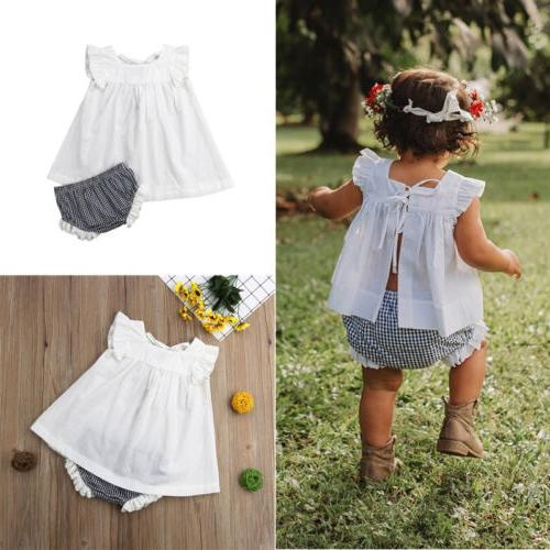 Girl Clothes Shorts 0-24M