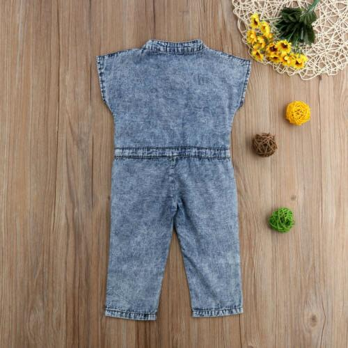 US Kids Bodysuit Outfits Clothes