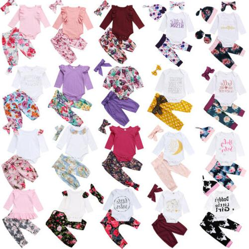 USA Boutique Kids Baby Pants Home Clothes