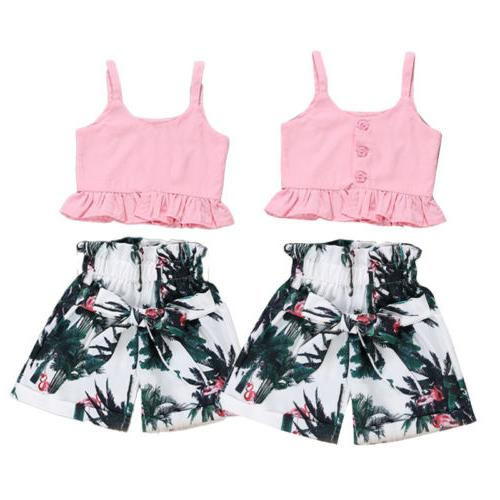 Flamingo Baby Pants Summer US