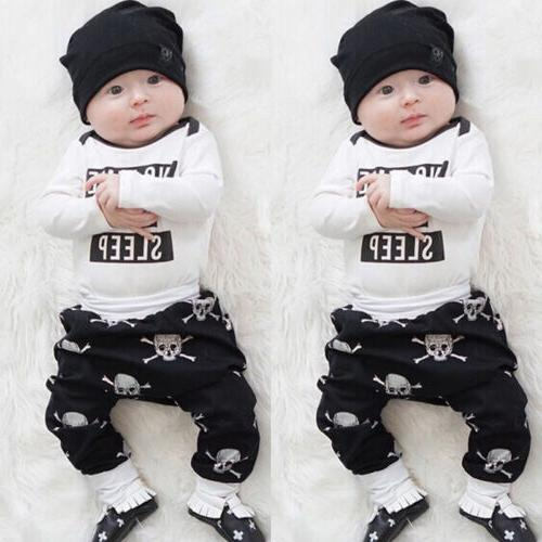 usa newborn baby girls boys tops romper