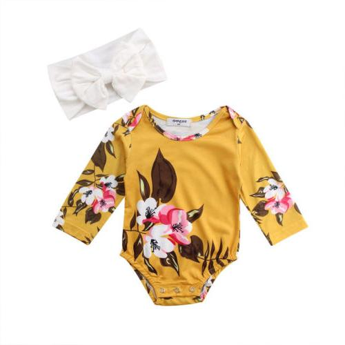 USA Girls Romper Playsuit Outfits Clothes+