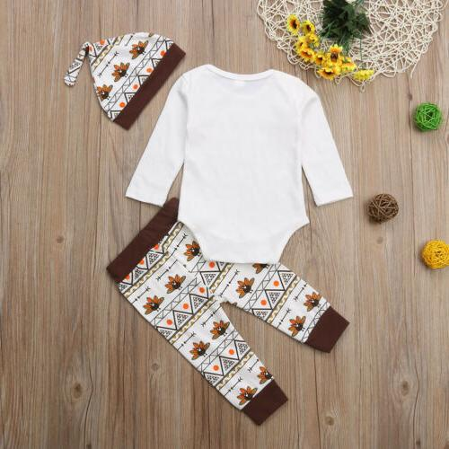 USA Stock Infant Boys Girls Clothes