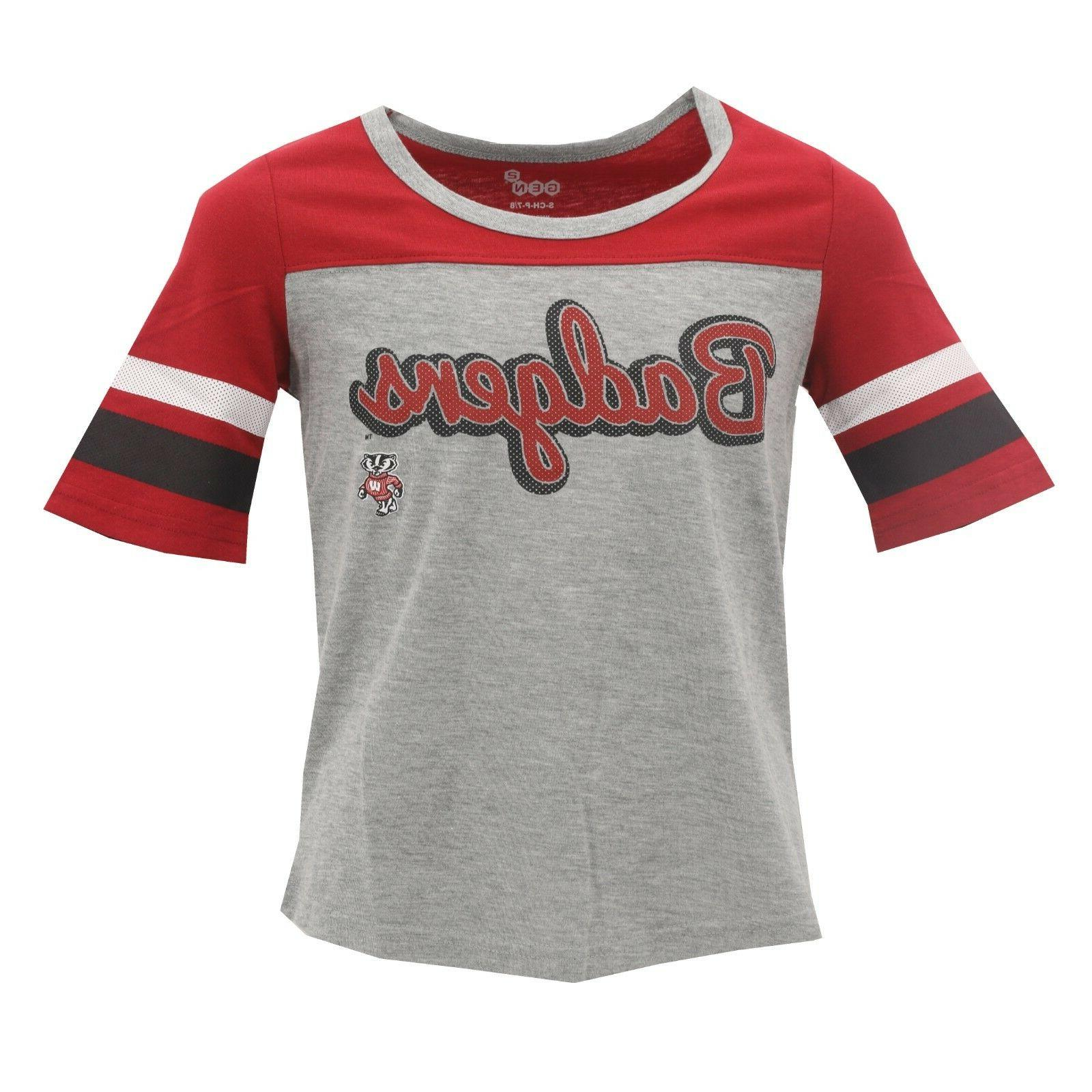 wisconsin badgers official ncaa apparel kids youth