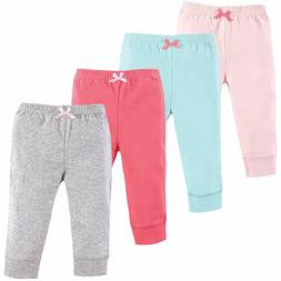 Luvable Friends Baby Cotton Tapered Ankle Pants