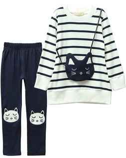 m racle cute little girls 2 pieces