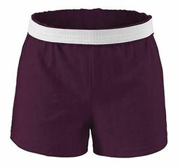 NEW SOFFE Juniors Youth Girls Athletic Gym Dance Cheer Knit