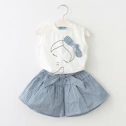 New Summer Girls Clothes Girls Clothing Sets Kids Clothes Ch