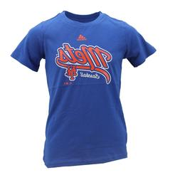 New York Mets Official MLB Adidas Apparel Kids Youth Girls S