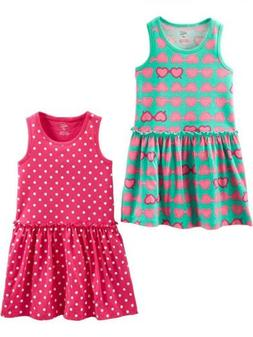 Simple Joys by Carter's Baby and Toddler Girls' 2-Pack Short