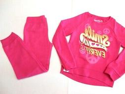 sweatsuits sweatpants girls clothes smile sweatshirts black