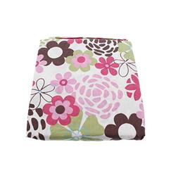 CoCaLo Baby Taffy Baby Girl Nursery Crib Sheet Pink