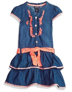 U.S. Polo Assn. Girls' Casual Dress