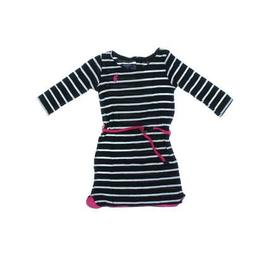 U.S. Polo Assn. Girls Striped Long Sleeves Tunic Top Shirt B