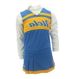 UCLA Bruins Official NCAA Apparel Kids Youth Girls Size Chee