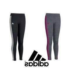 Adidas Youth Girls 3 Stripe Tights  Athletic Pick a size/col